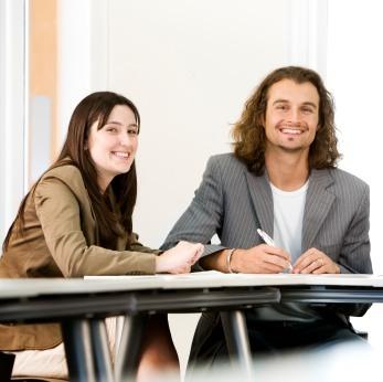 Vet Tech Students