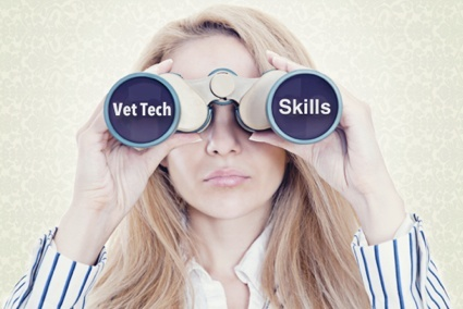 veterinary technician skills