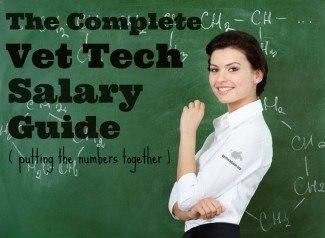 vet tech salary guide